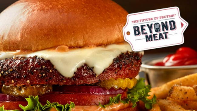 Акции Beyond Meat выросли на 4,4% на новости о расширении сотрудничества с Denny's